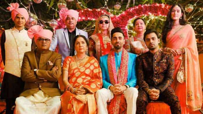 Shubh Mangal Zyada Saavdhan box office collection declines on day 4 - Check SMZS total earnings
