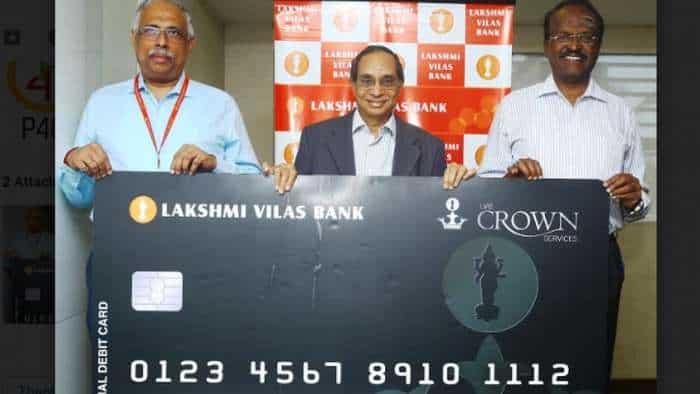 Daily cash limit of Rs 2 lakhs! Lakshmi Vilas Bank launches Visa Signature Card - All details here
