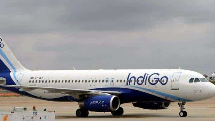 Indigo share price plunged 5% over reports that Sebi found undisclosed RTPs on Tuesday