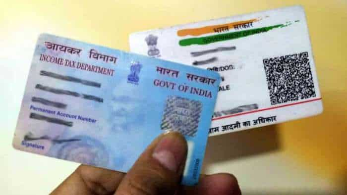 PAN Aadhaar link status last date: Be ready to pay Rs 10000 for cancelled card! Know the rules now