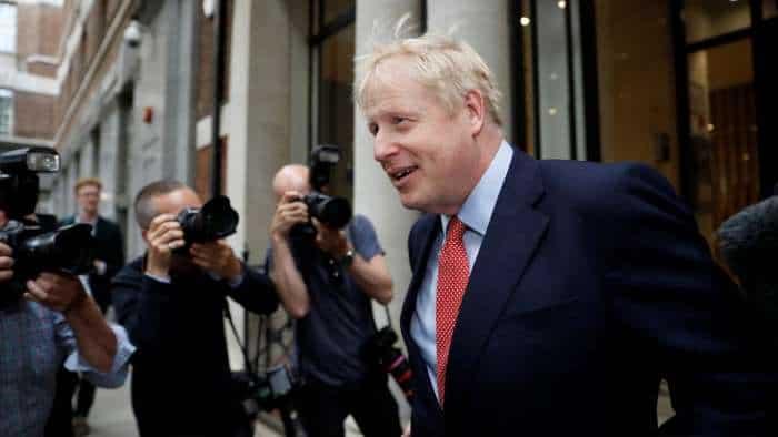 Coronavirus: British PM Boris Johnson tests COVID-19 positive, self-isolates in Downing Street