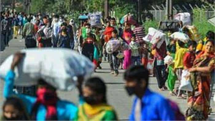 Coronavirus lockdown: Centre asks states to seal state, district borders to stop exodus of migrants