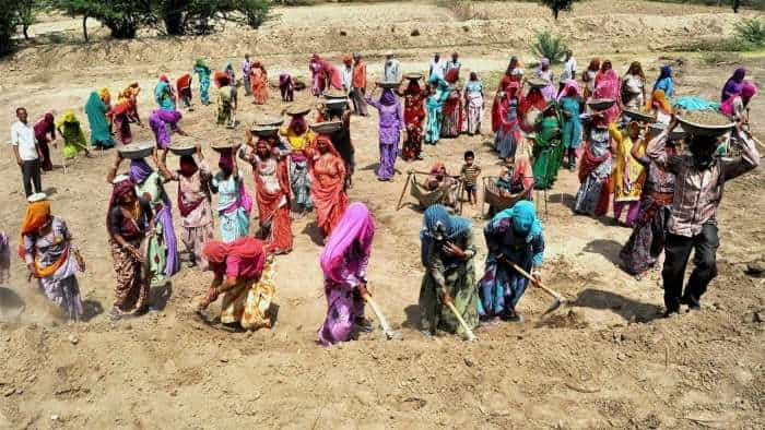 MGNREGS wages hiked Rs 20 by government over corona crisis