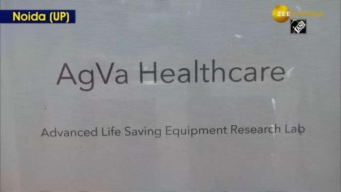 Noida-based startup produces cost-effective portable ventilators