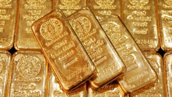 Gold price today: Yellow metal jumps, sets new record of Rs 45,724