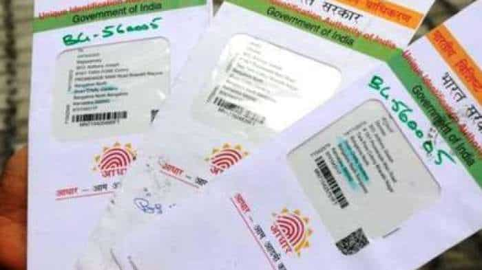 Aadhaar card download: Simple tips to do it from uidai.gov.in