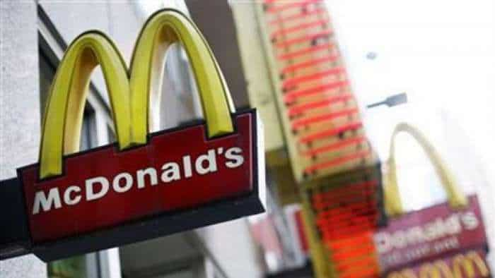 McDonald's starts delivery services from 8 restaurants in Delhi-NCR