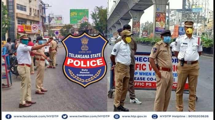 Mahesh Babu thanks Telangana Police in COVID-19 battle