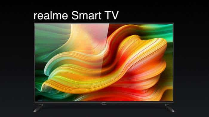 Realme TV with MediaTek 64-bit quad core processor, four speaker system launched at Rs 12,999