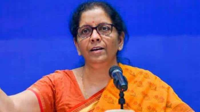 On a single day, Rs 3,200 cr loans sanctioned to MSMEs: Nirmala Sitharaman