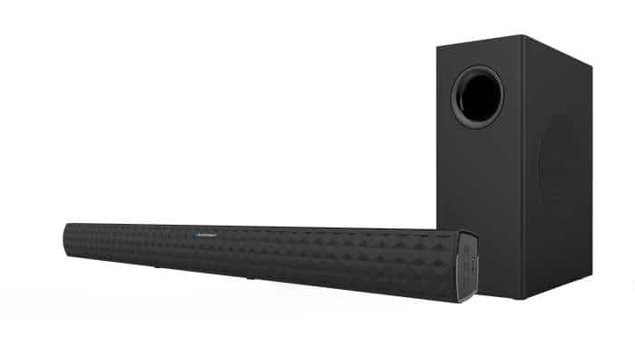 Blaupunkt launches SBWL03 Wireless Soundbar in India with 250W output, priced at Rs 13,990