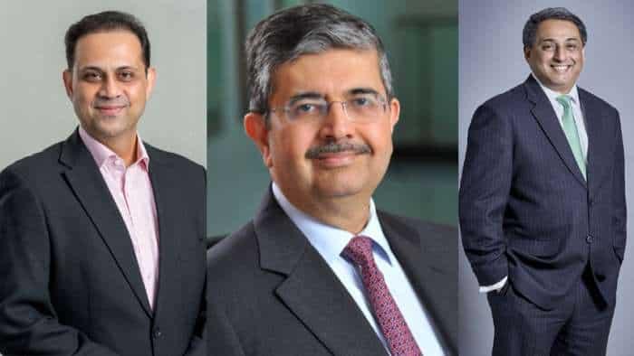 Big development at CII! New office bearers elected; Uday Kotak, TV Narendran and Sanjiv Bajaj - Profile details