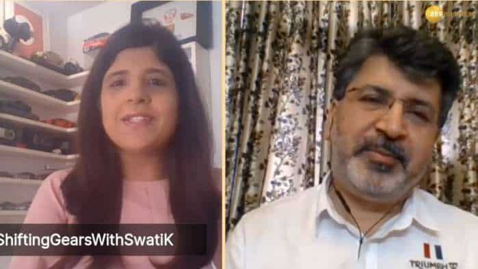 #ShiftingGearsWithSwatiK: Triumph Tiger 900 will be launched in June, says Shoeb Farooq