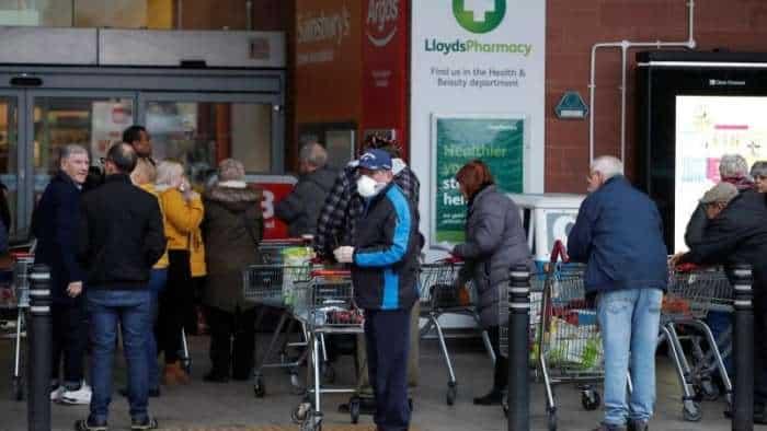 UK economy shrinks record 20.4% in April due to lockdown
