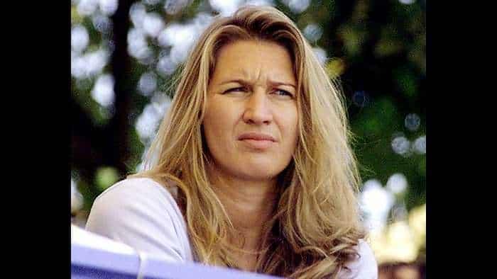 On this day: Born June 14, 1969: Steffi Graf, German tennis player