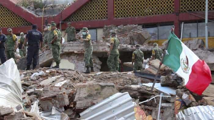 Earthquake in Mexico's La Crucecita: Massive magnitude 7.4 quake kills at least six people