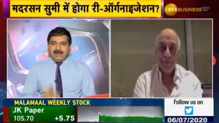 How Motherson Sumi restructuring will impact investors? Anil Singhvi speaks to Chairman VC Sehgal   All details here