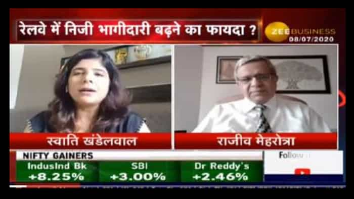 RITES had an order book of Rs 6,223 crore at the start of the year: Rajeev Mehrotra, CMD