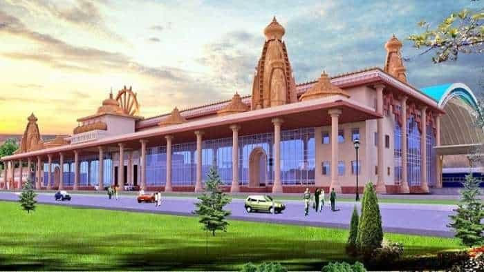 Wow! Ayodhya Railway station - modelled on Ram mandir Check out beautiful photos and more