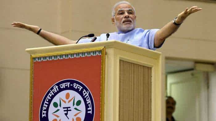 Massive feat by Modi government's ambitious scheme - Jan Dhan Yojana crosses 40-cr mark!