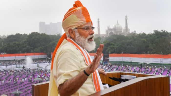 Self-reliant farmers key to 'Aatmanirbhar Bharat' mission: Modi