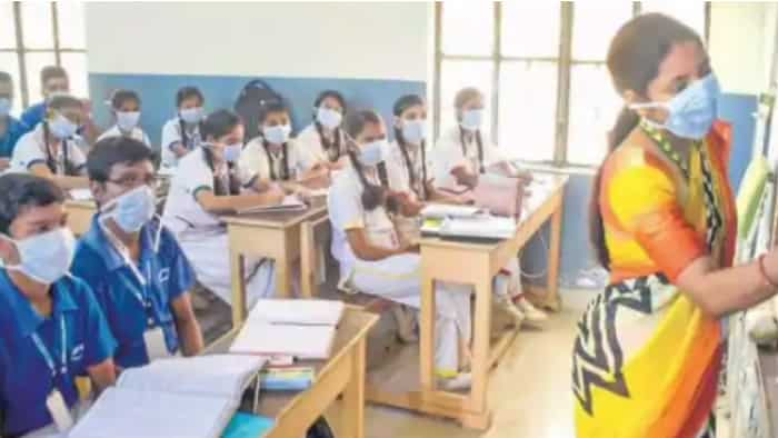 Partial reopening of schools and colleges from today | Check guidelines here