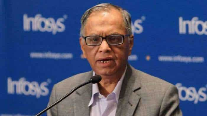 CEO salaries should be fair multiple of lowest paid employee of company, says Narayana Murthy