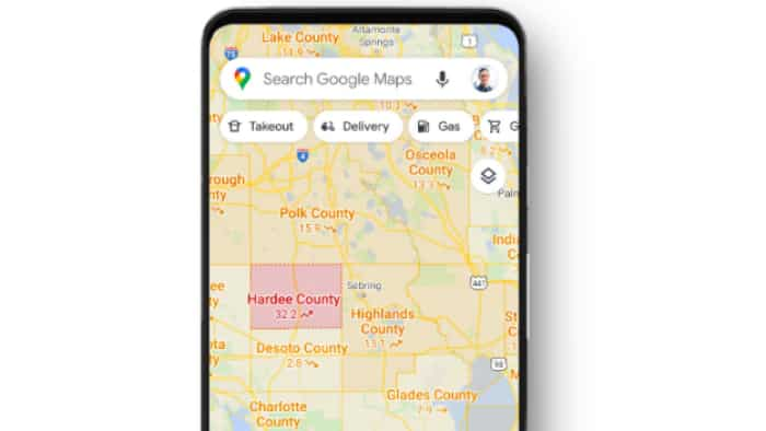 New Google Maps feature will show you COVID-19 cases in an area