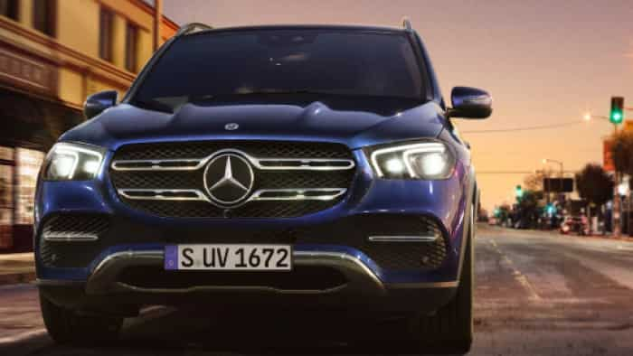 Mercedes Benz launches AMG GLE 53 4MATIC+ Coupe at price of Rs 1.2 cr
