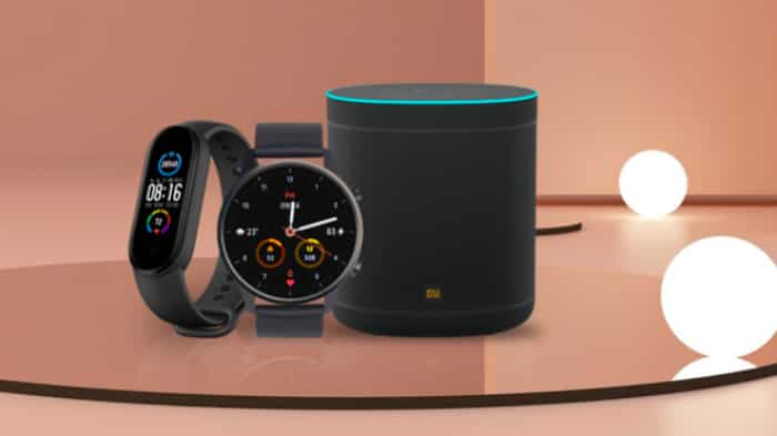 Xiaomi Mi Watch Revolve, Mi Smart Speaker, Mi Smart Band 5 launched in India: Check price, specs, availability