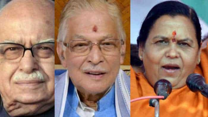 Babri Masjid Demolition Case: Big breaking news! Verdict out! What Special CBI Court said about LK Advani, MM Joshi, Uma Bharti and other accused