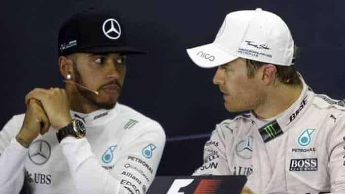 Formula 1: I take my hat off to Lewis Hamilton, says old foe Nico Rosberg