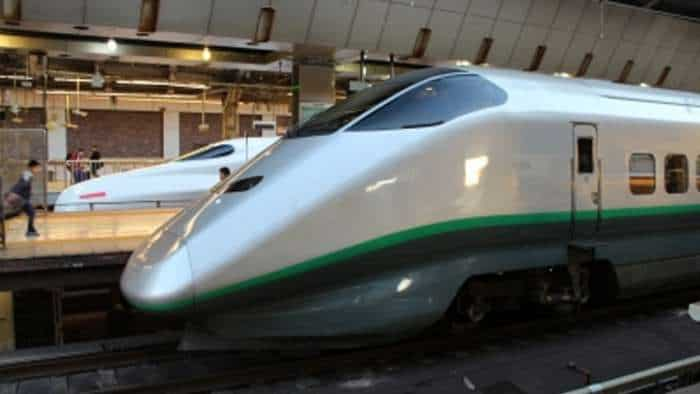 Bullet Train: Undersea tunnel! Here is latest news update on Mumbai-Ahmedabad High Speed Rail