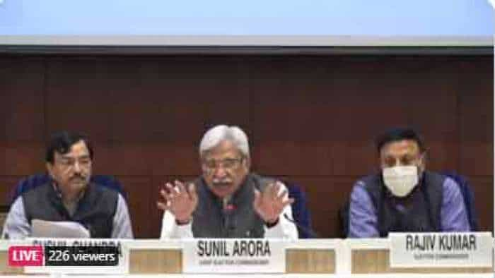 ASSEMBLY ELECTIONS 2021 dates: LIVE! West Bengal poll in 8 phases, Assam in 3, Kerala, Puducherry in one, Counting of votes for all 5 assembly elections on May 2: CEC Sunil Arora