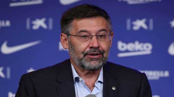 Ex-FC Barcelona President arrested in raid