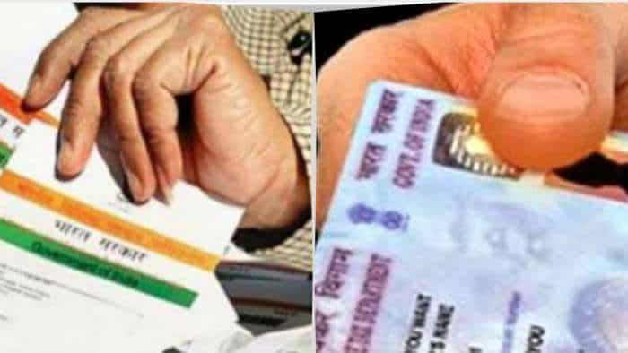 PAN Aadhaar Link: You may be fined Rs 10,000 for carrying inoperative PAN Card