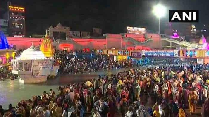 Haridwar Kumbh Mela 2021: 2nd Shahi Snan today; Mela inspector says difficult to ensure social distancing at 'Har Ki Pauri'