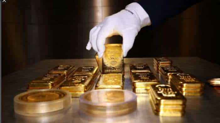 MCX Gold June should be sold at Rs 46700 with stop-loss of 46800 with target of Rs 46500, says Expert