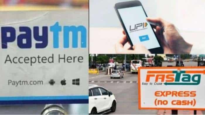 Paytm payments bank leads in Wallet, FASTag, UPI, bill payments and domestic money transfers