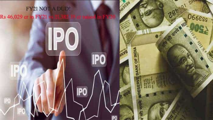 Even in pandemic FY21 NOT a DUD – Money raised via IPOs, FPOs up by a WHOPPING 115%