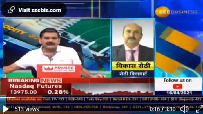 Stocks to buy with Anil Singhvi: Here are Vikas Sethi's top two picks today for good returns