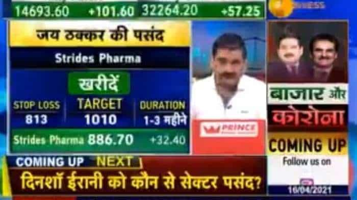Mid-cap Picks with Anil Singhvi: Jay Thakkar picks CCL Products, Andhra Sugars and Strides Pharma for top returns