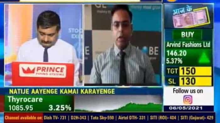 Mid-cap Picks with Anil Singhvi: Want big gains? 3 stocks to buy - SBI Cards, Godrej Agrovet and Nitin Spinners
