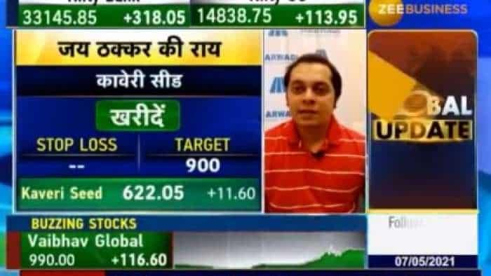 Mid-cap Picks with Anil Singhvi: Jay Thakkar picks Kaveri Seeds, Trident, and MMTC for top returns