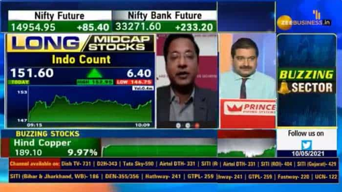 Mid-cap Picks with Anil Singhvi: Analyst Rajesh Palviya picks India Count, Excel Industries, Ambika Cottons for high returns