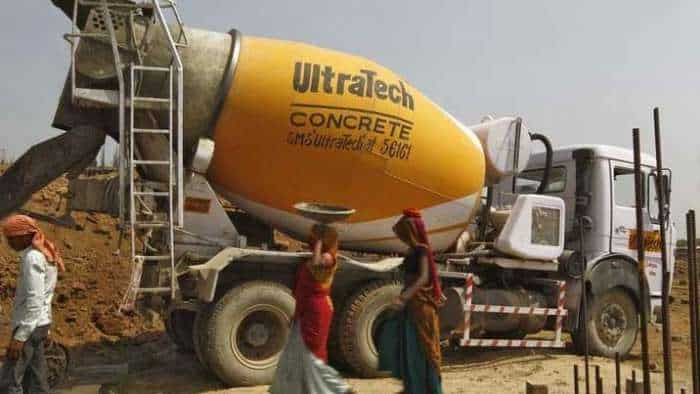 UltraTech Cement share price: Motilal Oswal says BUY with target price of Rs 8050