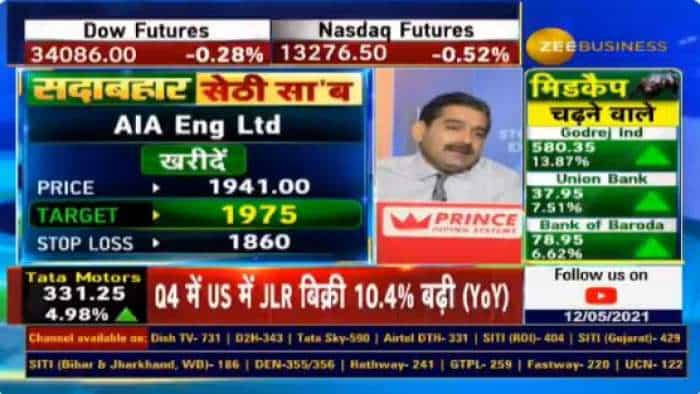 Top Stocks To Buy With Anil Singhvi: Analyst Vikas Sethi recommends AIA Engineering, Petronet LNG for money gains - Here is why