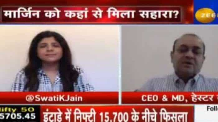 Hester has signed a drug substance production agreement with Bharat Biotech: Rajiv Gandhi, CEO & MD