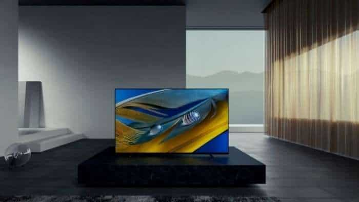 Sony BRAVIA XR A80J OLED TV series LAUNCHED at Rs 2,99,990; Check features, specs and more