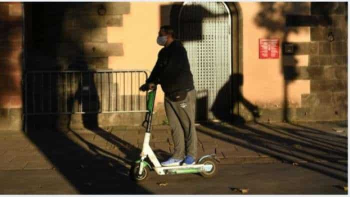 Nearly 28% of all-electric scooters reported injuries affected head, neck